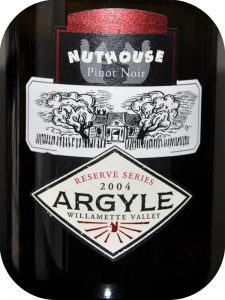 2004 Argyle Winery, Nuthouse Pinot Noir, Oregon, USA