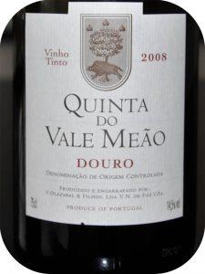 2008 Quinta Do Vale Meão, Quinta do Vale Meão Tinto, Duero, Portugal