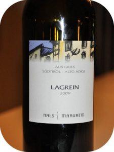 2009 Nals-Margreid, Lagrein, Alto Adige, Italien