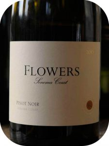 2009 Flowers Vineyard, Pinot Noir, Californien, USA