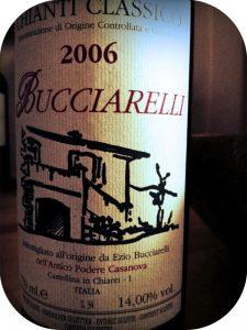 2006 Antico Podere Casanova, Bucciarelli Chianti Classico, Toscana, Italien