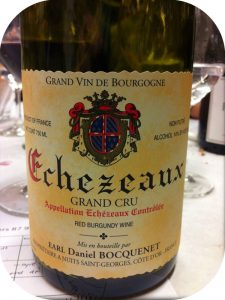 2009 Daniel Bocquenet, Echezeaux Grand Cru, Bourgogne, Frankrig
