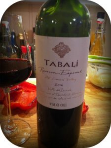 2006 Tabali, Reserva Especial, Limarí Valley, Chile