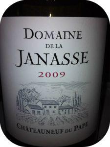 2009 Domaine de la Janasse, Châteauneuf-du-Pape, Rhône, Frankrig