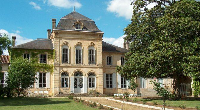 2001 Château de Haux, Château Frère Premières Côtes de Bordeaux, Bordeaux, Frankrig