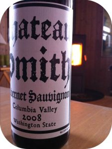 2008 Charles Smith, Chateau Smith Cabernet Sauvignon, Washington State, USA