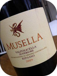 2009 Musella, Ripasso Valpolicella Superiore, Veneto, Italien