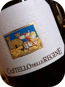 2010 Castello delle Regine, Poggio delle Regine Rosso IGT, Umbrien, Italien