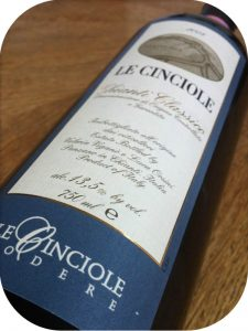 2008 Le Cinciole, Chianti Classico, Toscana, Italien