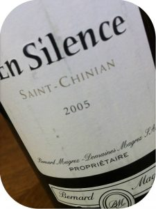 2005 Bernard Magrez, Saint-Chinian En Silence, Languedoc, Frankrig