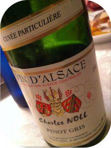 2006 Charles Noll, Pinot Gris Cuvée Particulière, Alsace, Frankrig