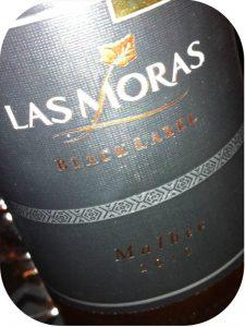 2010 Finca Las Moras, Black Label Malbec, San Juan, Argentina