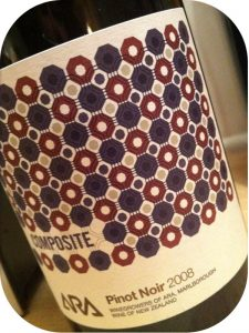 2008 Winegrowers of Ara, Pinot Noir Composite, Marlborough, New Zealand