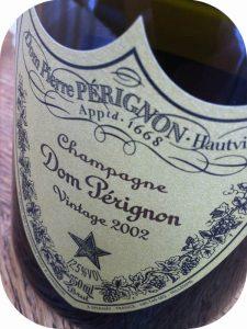 2002 Moët & Chandon Cuvée Dom Perignon, Champagne, Frankrig
