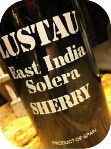N.V. Emilio Lustau, East India Solera Sherry, Jerez, Spanien