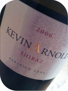 2006 Waterford Estate, Kevin Arnold Shiraz, Stellenbosch, Sydafrika