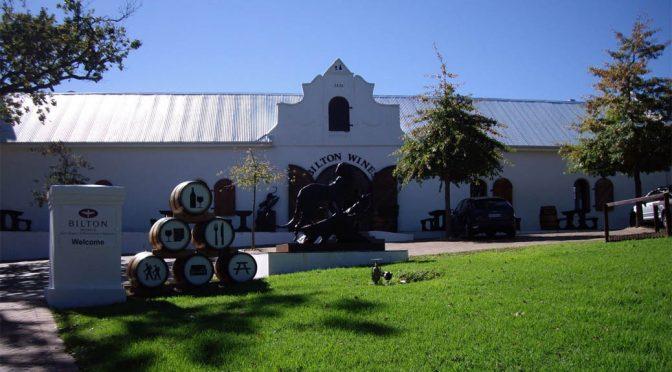2008 Bilton Wines, Pinotage, Stellenbosch, Sydafrika