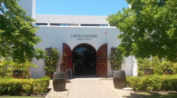 2008 Lourensford Wine Estate, Shiraz Mourvedre Viognier, Western Cape, Sydafrika