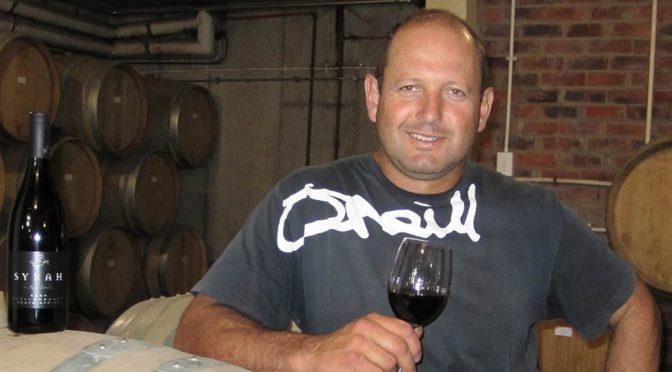 2008 Rudi Schultz Winery, Syrah, Stellenbosch, Sydafrika