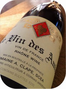 2011 A. Clape, Le Vin des Amis, Rhône, Frankrig