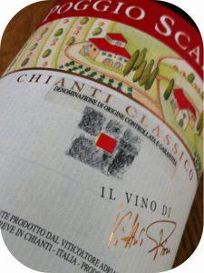 2010 Podere Poggio Scalette, Chianti Classico, Toscana, Italien