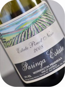 2008 Paringa Estate, Estate Pinot Noir, Victoria, Australien