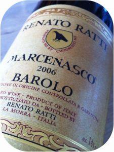 2006 Renato Ratti, Barolo Marcenasco, Piemonte, Italien