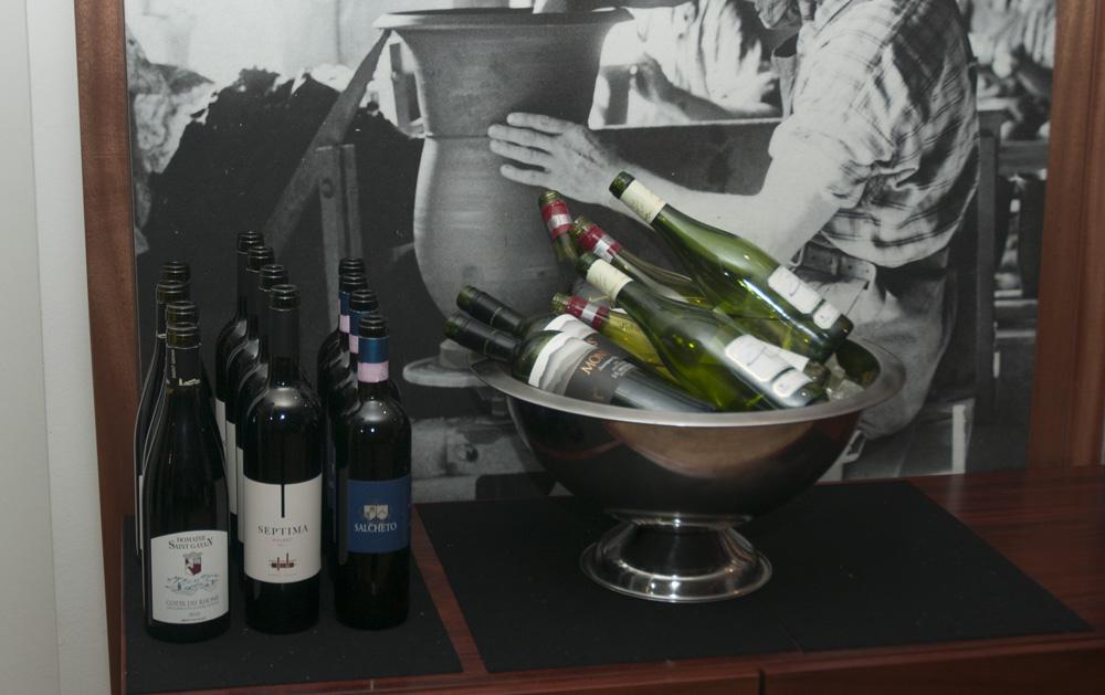 Villa Dining - vinbaren