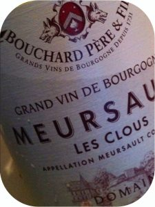2010 Bouchard Père & Fils, Meursault Les Clous, Bourgogne, Frankrig