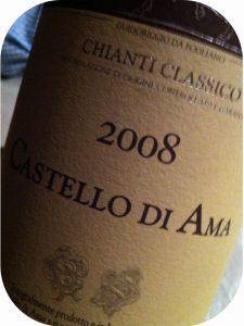 2008 Castello di Ama, Chianti Classico, Toscana, Italien