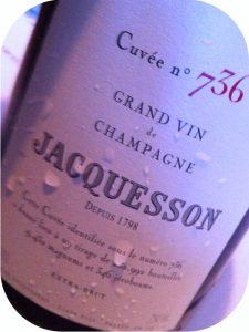 N.V. Champagne Jacquesson & Fils, Cuvée 736, Champagne, Frankrig