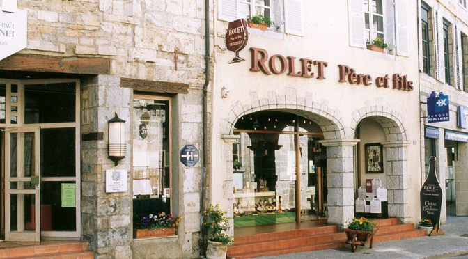 2007 Domaine Rolet Pere & Fils, Arbois Blanc Expression du Terroir, Jura, Frankrig