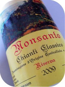2009 Castello di Monsanto, Chianti Classico Riserva, Toscana, Italien