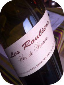 N.V. Henri Bonneau, Les Rouliers Vin de Table, Rhône, Frankrig
