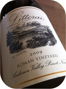 2009 Littorai, Pinot Noir Roman Vineyard Anderson Valley, Californien, USA