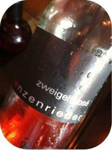 2011 Weingut Muenzenrieder, Zweigelt Rosé, Burgenland, Østrig