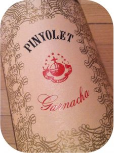 2010 Compañía de Vinos del Atlántico, Pinyolet Garnacha, Montsant, Spanien