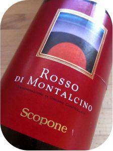 2006 Fattoria Scopone, Rosso di Montalcino, Toscana, Italien
