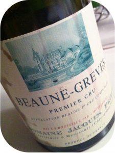2005 Domaine Jacques Prieur, Beaune-Grèves 1er Cru, Bourgogne, Frankrig