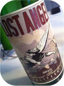 2010 Eos Estate Winery, Lost Angel California Cabernet, Californien, USA