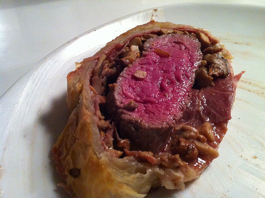 Beef Wellington m/kartofler