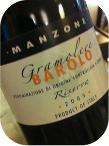2005 Giovanni Manzone, Barolo Gramolere Riserva, Piemonte, Italien