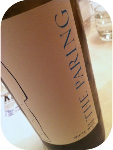 2009 The Paring, White Blend, Californien, USA