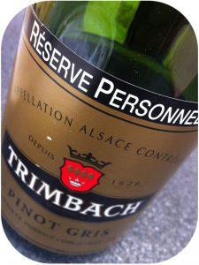 2007 F. E. Trimbach, Pinot Gris Réserve Personnelle, Alsace, Frankrig