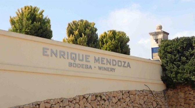 2011 Bodegas Enrique Mendoza, Moscatel de la Marina, Alicante, Spanien