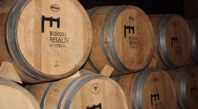 2003 Bodegas Resalte de Peñafiel, Balsión Roble Reserva, Ribera del Duero, Spanien
