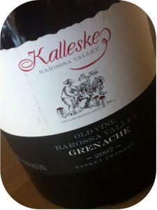 2007 Kalleske, Old Vine Grenache, Barossa Valley, Australien