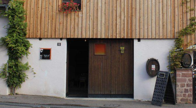 2009 Domaine Agapé, Expression Riesling, Alsace, Frankrig