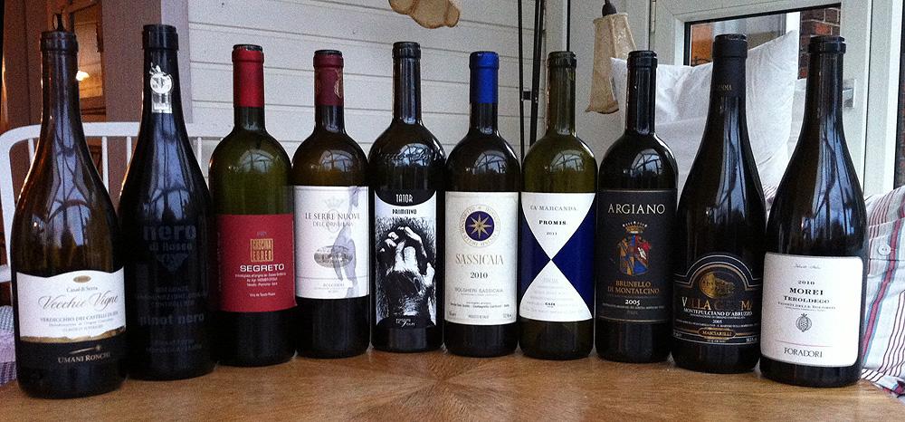 rødvin tator primitivo