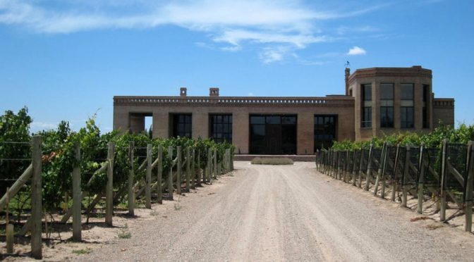 2009 Belasco de Baquedano, Swinto Old Vine Malbec, Mendoza, Argentina